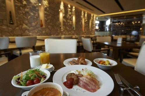 Sunroute Plaza Shinjuku – Breakfast