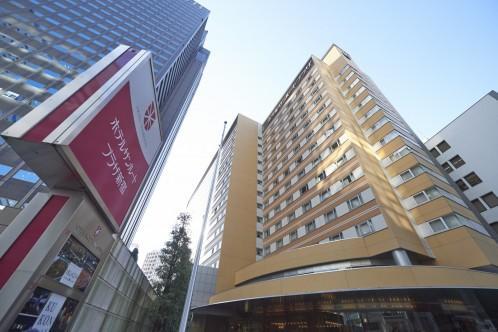 Sunroute Plaza Shinjuku – Exterior