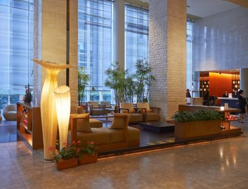 Sunroute Plaza Shinjuku – Lobby