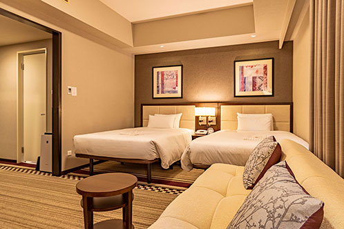 Sunroute Plaza Shinjuku – Deluxe King Room