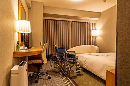Sunroute Plaza Shinjuku – Universal Double Room